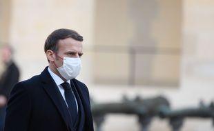 Emmanuel Macron sera interviewé jeudi en direct sur Brut