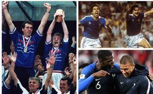 L'équipe de France à la Coupe du monde: la gloire, la légende et la relève.