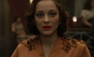 Marion Cotillard dans le film «Alliés»