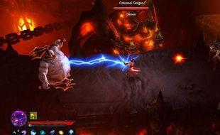 Le hack'n'slash «Diablo 3» est sorti sur les consoles de salon Xbox 360 et PlayStation 3.