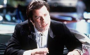 John Travolta dans «Pulp Fiction».