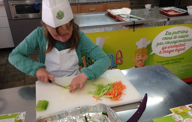 strasbourg: avec cuisine aventure, les enfants seront les petits