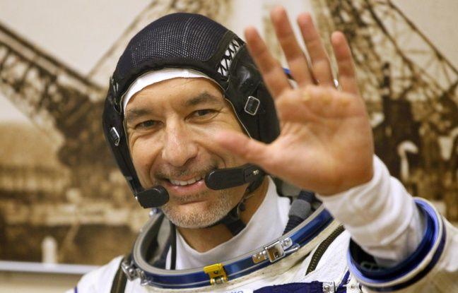Luca Parmitano, 42 ans, a quitté la Terre le 20 juillet à bord d'une capsule Soyouz avant de rejoindre l'ISS pour une mission de six mois.