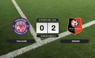 TFC - Stade Rennais: Le Stade Rennais vainqueur du TFC 2 à 0 au Stadium TFC