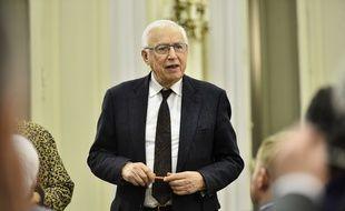Après 43 ans de mandat, Pierre Méhaignerie a céd sa place à la mairie de Vitré.