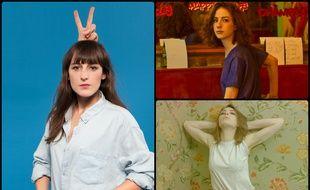 Juliette Armanet, Clé Vincent et Fishbach, trois chanteuses françaises pleines d'avenir
