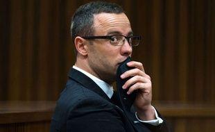 Oscar Pistorius a été condamné en appel à à 13 ans et 5 mois de prison, le 24 novembre 2017.