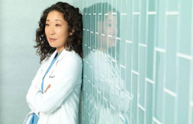 Sandra Oh, alias Cristina Yang, dans «Grey's Anatomy».