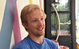 Jean-Charles Deval, 26 ans, a déjà donné deux fois sa moelle osseuse.