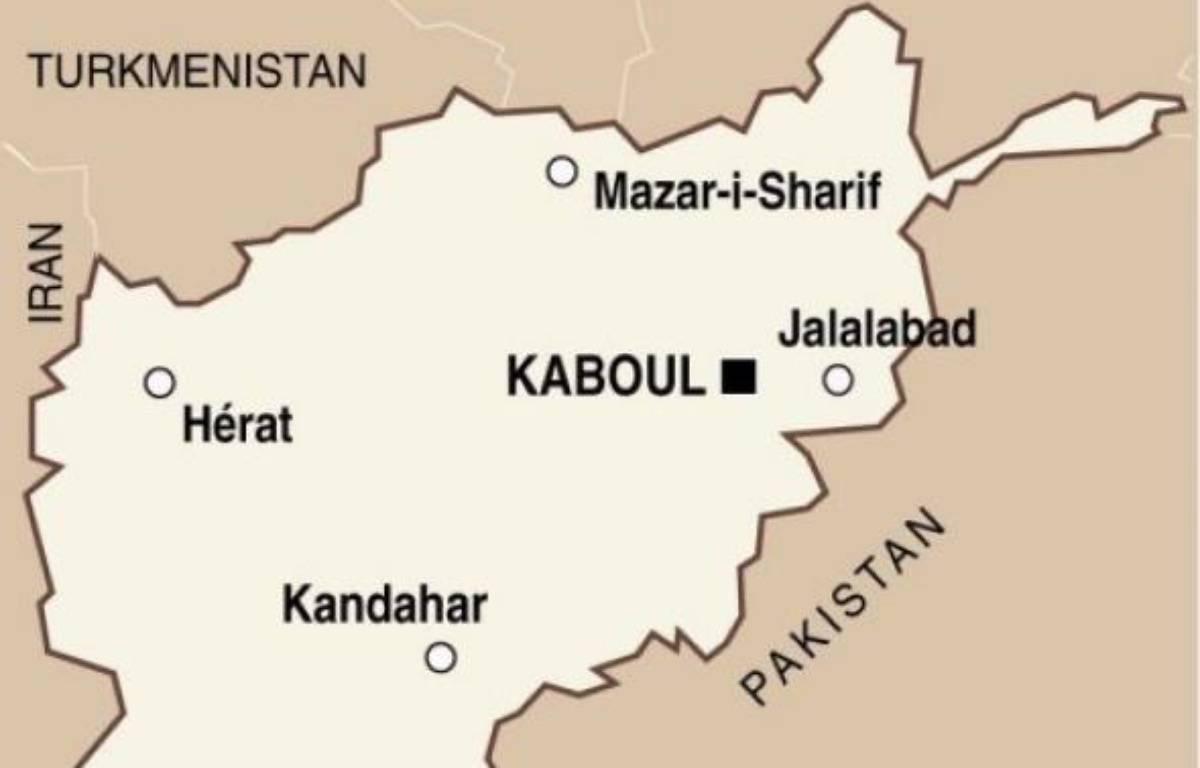 Trois personnes ont été tuées et 16 autres blessées dans un attentat à Kandahar, a annoncé mercredi un responsable afghan. –  AFP Infographie