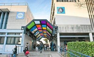 Le président de l'université Bordeaux-III a dû procéder à des arbitrages douloureux pour boucler son budget 2012.