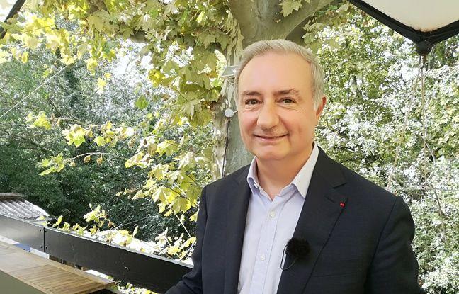 Municipales 2020 à Toulouse: Jean-Luc Moudenc, «en discussion avec LREM», entend rester maître à bord