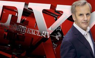 Bernard de la Villardière anime «Enquête exclusive» sur M6.