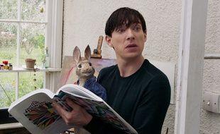 Domhnall Gleeson dans Peter Rabbit de Will Gluck