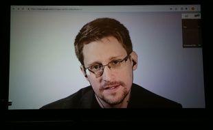 Edward Snowden est en exil en Russie depuis 2013.