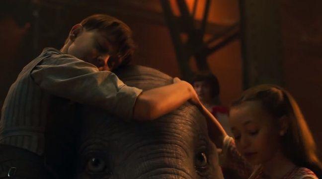 VIDEO. «Dumbo»: Trop plein de mignonitude dans la bande annonce du remake de Tim Burton