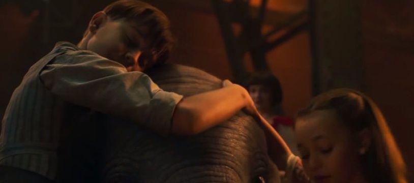 Image extraite de la première bande annonce du «Dumbo» de Tim Burton.