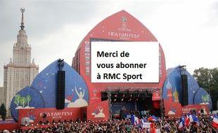 Les supporters du PSG devant leur écran à 21h