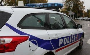 La police nationale est intervenue sur les lieux (Illustration).