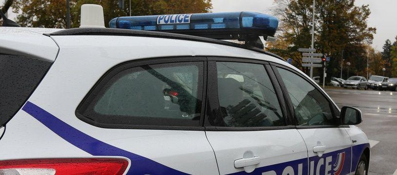 La police nationale a interpellé un voleur de métaux (Illustration).