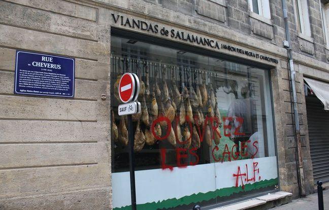 Le Front fde Libération des Animaux préparerait d'autres actions dans Bordeaux