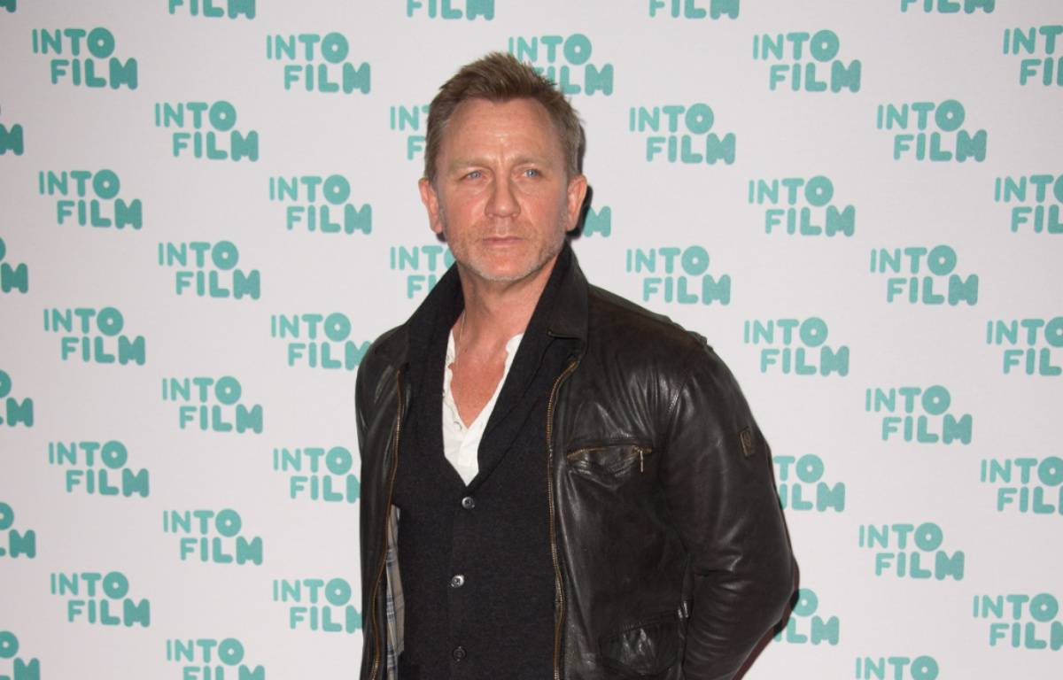 L'acteur Daniel Craig à l'Odeon Cinema Leicester Square de Londres – WENN