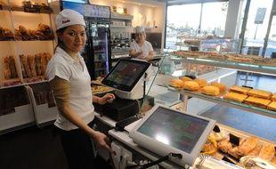 Cette boulangerie a désormais ses caméras connectées avec le Centre de supervision urbain.