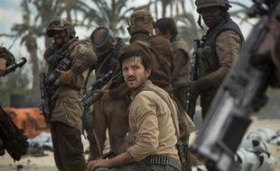 Diego Luna dans Rogue One - A Star Wars Story de Gareth Edwards