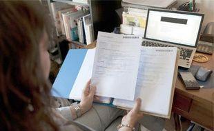 Carmen, qui a créé sa société de conseil en gestion, n'a pas envoyé de chèque, sentant la supercherie.