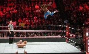 Kofi Kingston et Cesaro font partie de la tournée française de la WWE cette semaine.