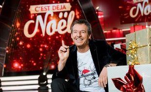 Jean-Luc Reichmann, animateur de «C'est déjà Noël».