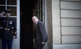 Jean-Marie Le Guen, le 21 septembre 2016 à Matignon, Paris.