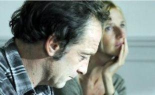Vincent Lindon et Sandrine Kiberlain apparaissent complicesà l'écran.