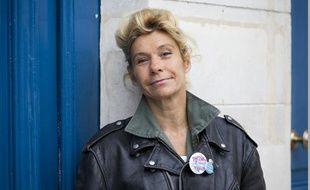 Frigide Barjot le 17 septembre 2013 à Paris.
