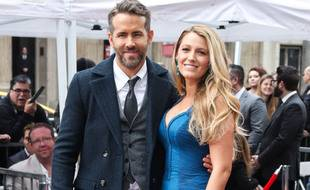 Les époux Ryan Reynolds et Blake Lively