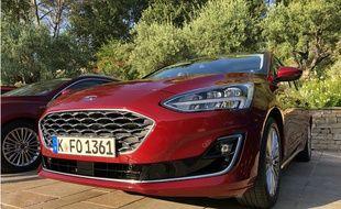 La nouvelle Ford Focus est un véhicule connecté, avec une autonomie de niveau 2.