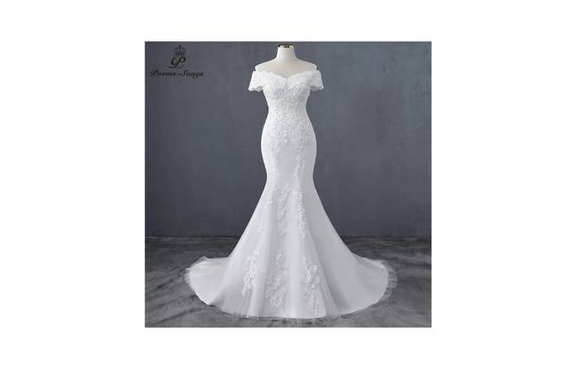 Robe de mariée Poemssongs