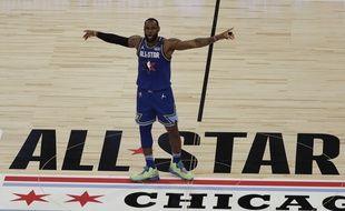 LeBron James et ses coéquipiers ont remporté le All-Star game