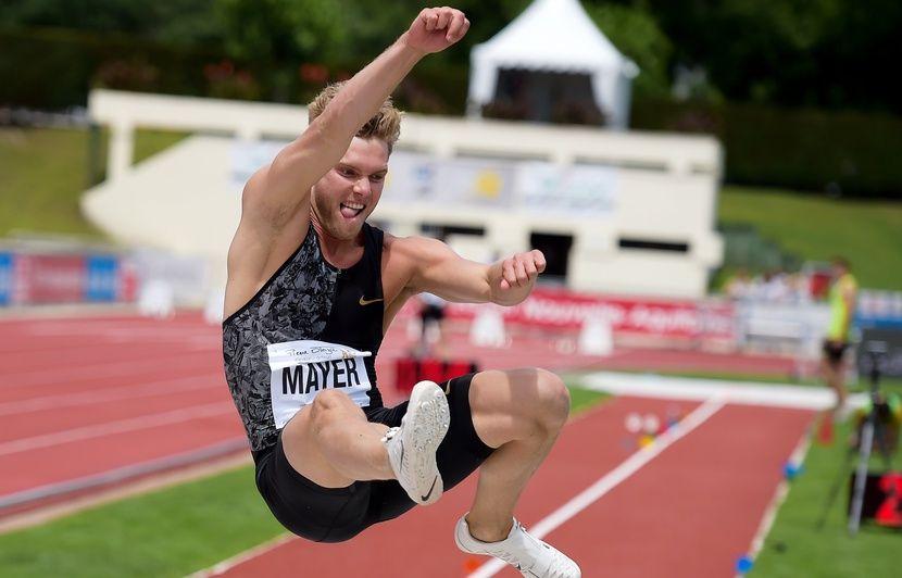 Décastar: «J'ai encore pas mal de boulot», Kevin Mayer se règle avant les championnats du monde de Doha