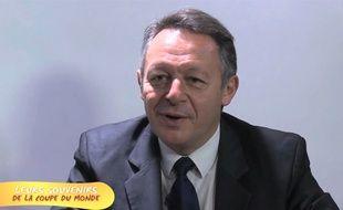 Le secrétaire d'Etat aux Sports raconte son #SouvenirDeMondial