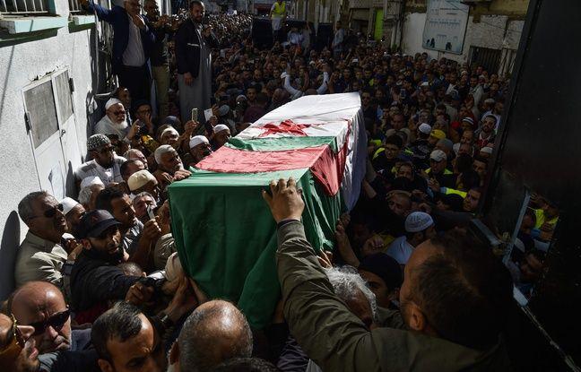Abassi Madani, chef historique du Front islamique du Salut (FIS) algérien, parti islamiste dissous en 1992, a été enterré samedi 27 avril 2019 à Alger.