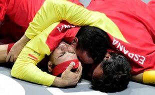 Nadal et l'Espagne remporte la Coupe Davis 2019.