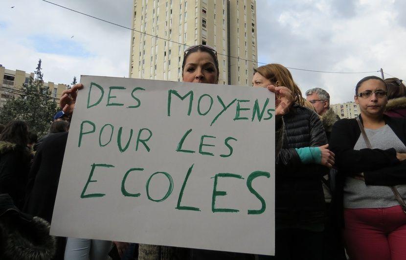 College Henri Barnier #13: Fusillades à Marseille: «Ce Quu0027il Su0027est Passé Lundi Est Totalement Inédit»