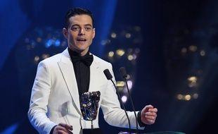 Rami Malek remporte le Bafta du meilleur acteur pour son rôle dans