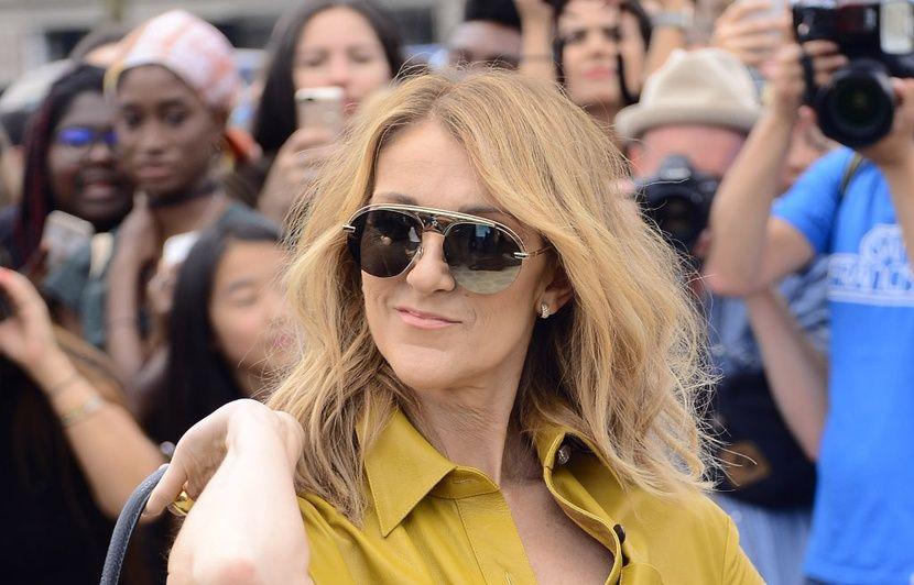 Pour Céline Dion, Lady Gaga est l'incarnation de la liberté