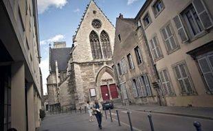 Le centre de Dijon