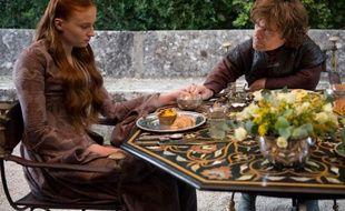 Extrait de la saison 4 de la série «Game of Thrones».