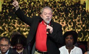 l'ancien président brésilien Lula
