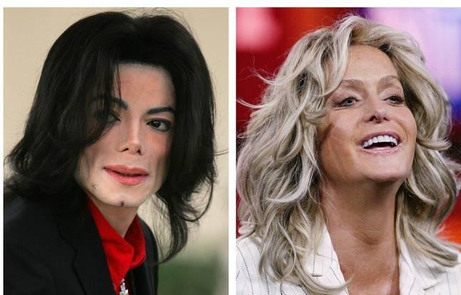 Michael Jackson et Farrah Fawcett.