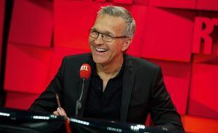 Laurent Ruquier anime «Les Grosses Têtes» sur RTL.